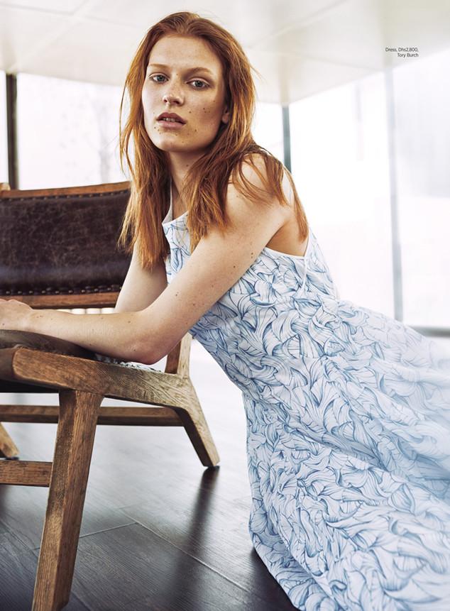 Britta Tess Harpers Bazaar Greg Adamski