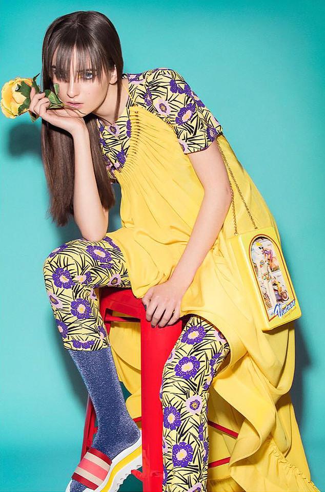 Britta Tess Toufic Araman Ana Castan colour