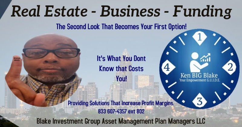 Real Estate - Business - Funding - Event