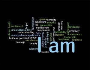 I Am & You Are