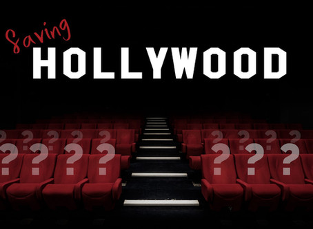 Hollywood's Broken System and the 3 Letters That Will Save It