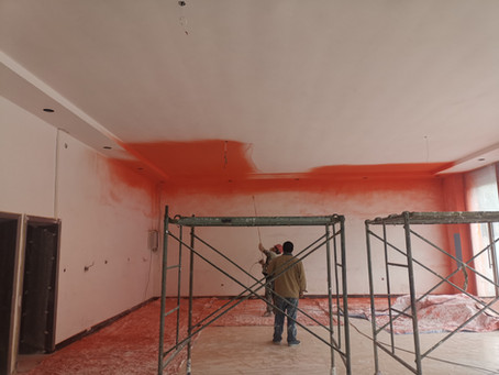 MDJ Youth Compassion Center UPDATE: Phase 2 - Interior Renovations