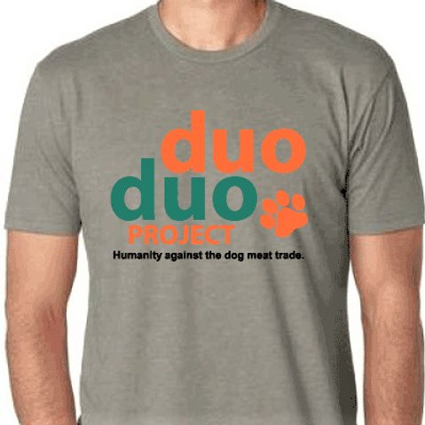 Duo Duo Project T-shirt 2001, Unisex