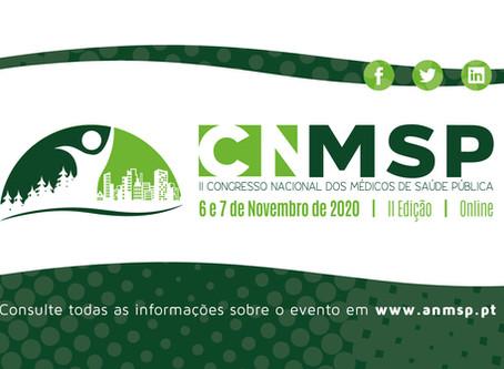 II Congresso Nacional dos Médicos de Saúde Pública