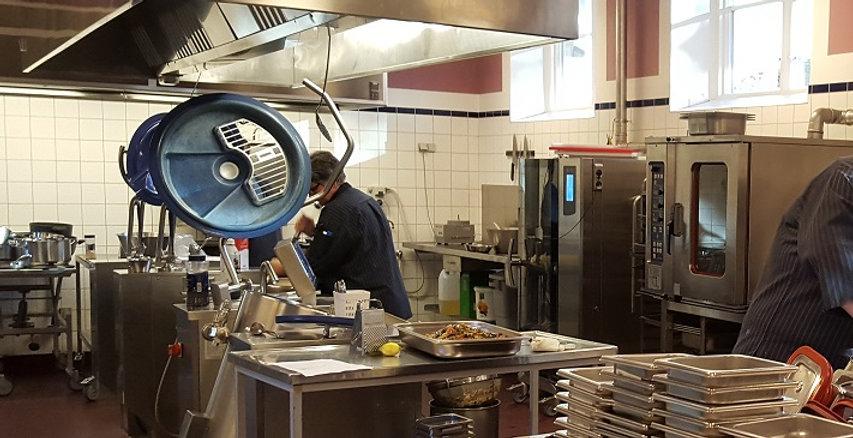 Øko++ Økologisk omlægning for professionelle køkkener
