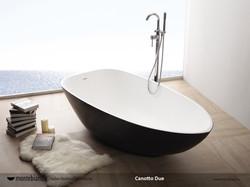 Ванна Montebianco Canotto Due