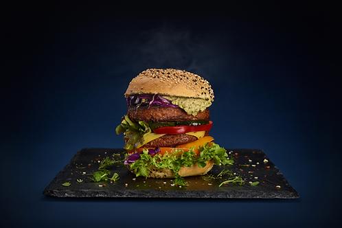 12 Tomato Burger