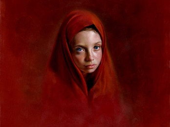 Lera Litvinova Gallery presented art by Oleg Radwan and Leonid Zaborowskiy at the Ukrainian Fashion