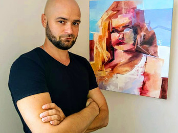 Exclusive interview with artist Evgeniy Shapovalov