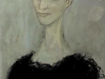 """Upcoming opening of new art exhibition """"Portrait"""""""