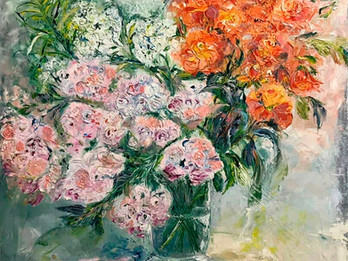 Exhibition by Tetyana Venchegova takes place in Lera Litvinova Gallery