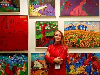 Lera Litvinova Gallery presented Ukrainian artists in New York!