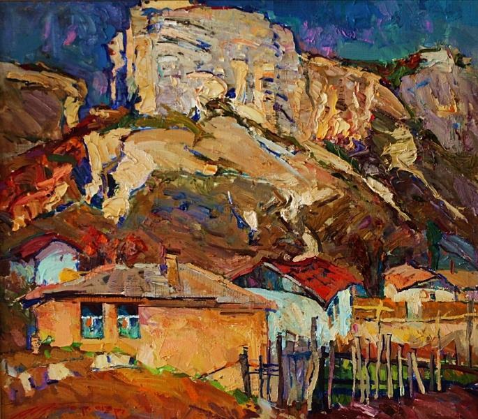 """""""The Bahchisaray classic"""", Leonid Zaborovskiy"""