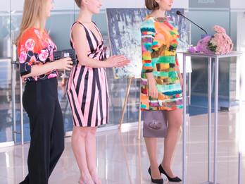In LERA LITVINOVA GALLERY the exhibition 1/5 was opened