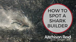 Picking a Builder? Our 3 top tips for avoiding the sharks