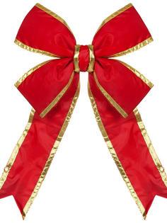 Red-Gold Nylon Bow.jpg