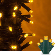 Gold Kringle Traditions 5MM LED