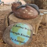 A Better World Through Kindness to Animals
