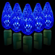 Blue C6 LED