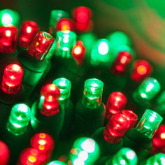 Red Green 5MM LED
