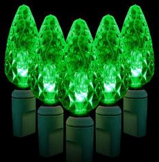 Green C6 LED