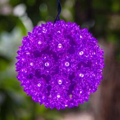 LED Purple Starlight