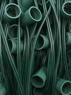 Green C9 Spools