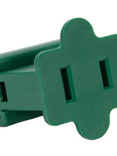 Green Female Zip Plug