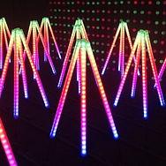 RGB Tube Tree Lights