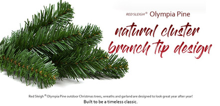 Natural Cluster Branch Tip Design