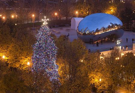 Chicago Holiday Lights