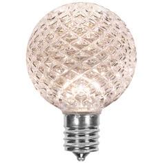 LED G50 Warm White Globe Light