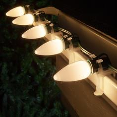 C9 LED Warm White Smooth OptiCo