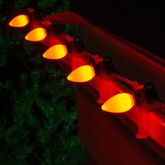 Amber C7 LED Smooth