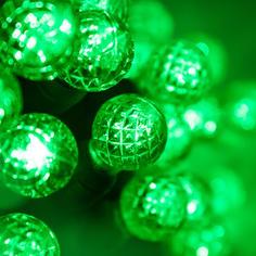 Green G12 LED