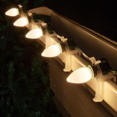 Warm White C7 LED Smooth