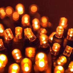 Amber 5MM LED