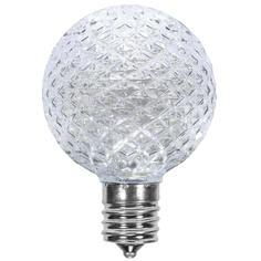 LED G50 Cool White Globe Light