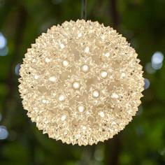 LED Warm White Twinkle Starlight