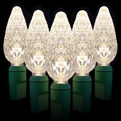 Warm White C6 LED
