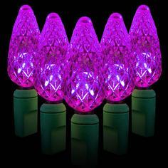 Purple C6 LED