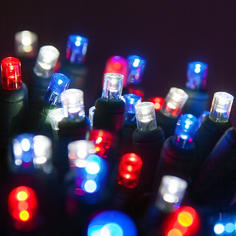 Red Cool Blue 5MM LED