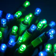 Blue Green 5MM LED