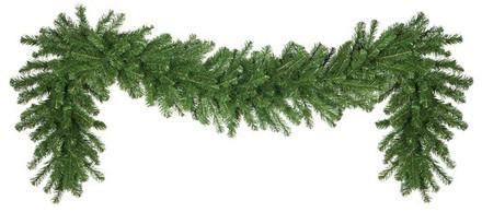 Olympia Pine Unlit Garland