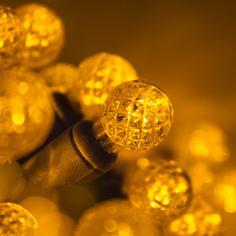 Gold G12 LED