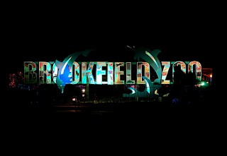 Brookfield Zoo Sign