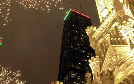 Chicago at Christmas
