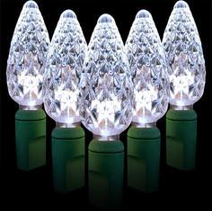 Cool White C6 LED