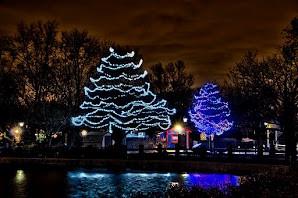 Brookfield Zoo at Christmas