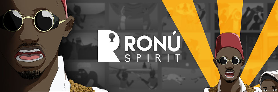 Ronu Spirit Header Design (without Offic